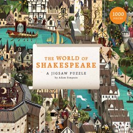 Shakespeare Jigsaw