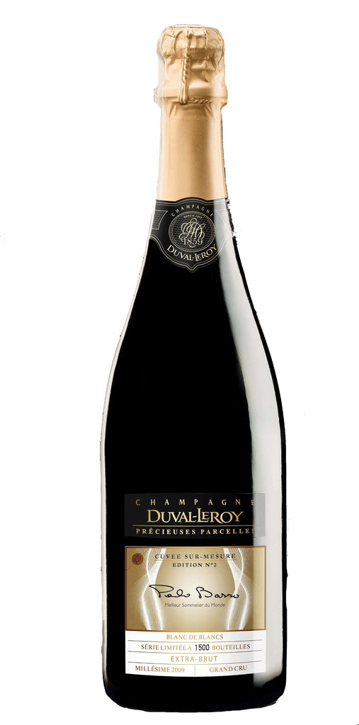 Champagne Duval-Leroy, Cuvée Paolo Basso, Edition No. 2 75cl