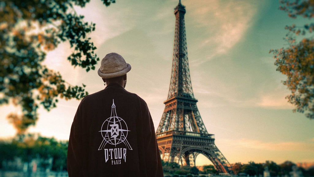 DopeChef, Dxpe chef, D.Tour, Paris