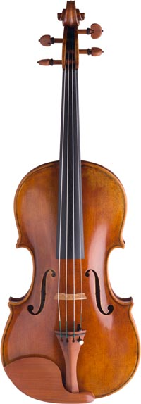 Chinese-made Damiano violin, one of our most-popular instruments