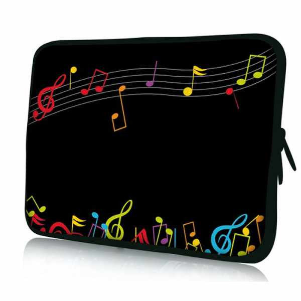 "Music Note 10"" Tablet Sleeve"