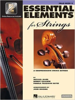 Essential Elements for Strings  Book 2 Cello