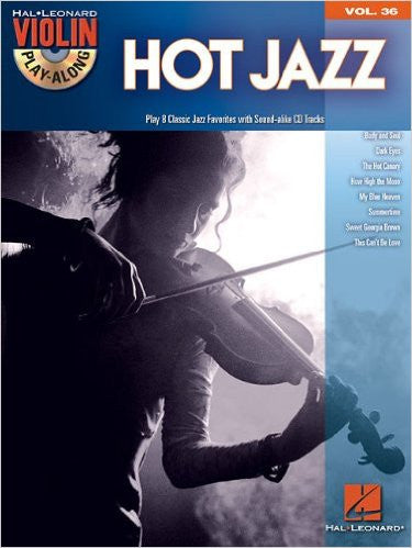 Hot Jazz- Violin