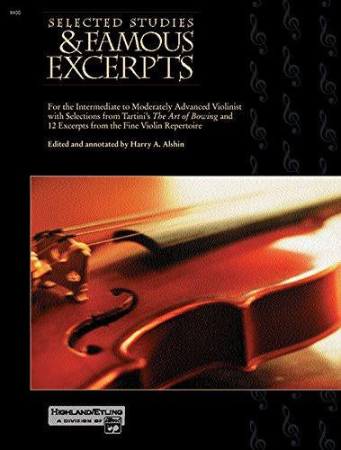 Selected Studies & Famous Excerpts