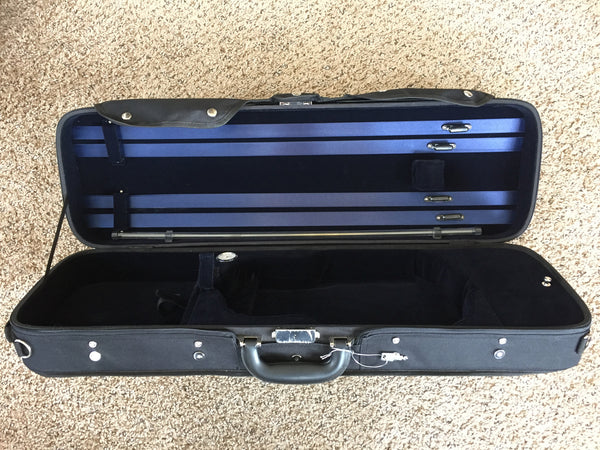 Pre-owned Wood Violin Case
