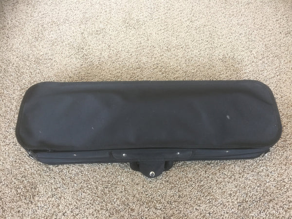Pre-owned Oxford Wood Violin Case