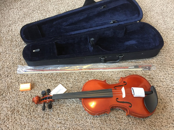 Francesco Cervini Violin Package