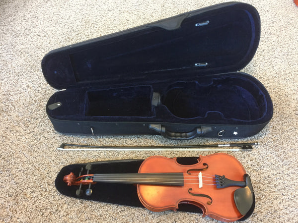 Pre-owned 3/4 Matteo Violin Package