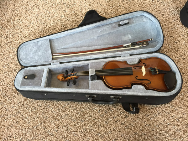 Pre-owned 1/8 Cremona Violin Package