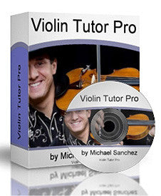 Violin Tutor Pro Series 1 - Complete DVD and Lesson Book