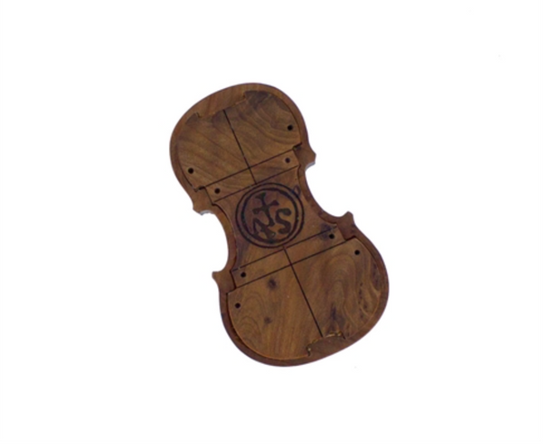 Millant Stradivari Rosin in Violin-Shaped Box