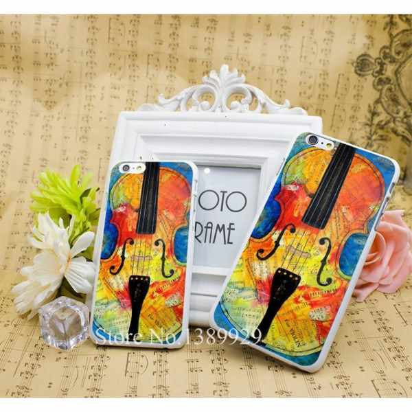 Violin iphone Cover