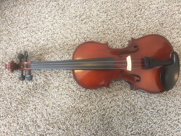 Pre-owned Scherl & Roth Violin Package