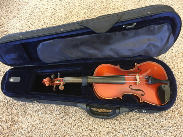 Pre-Owned William Lewis & Son 1/2 Violin