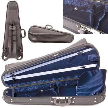 Gewa- Concerto Shaped Violin Case