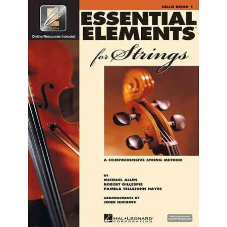 Essential Elements for Strings Book 1- Cello