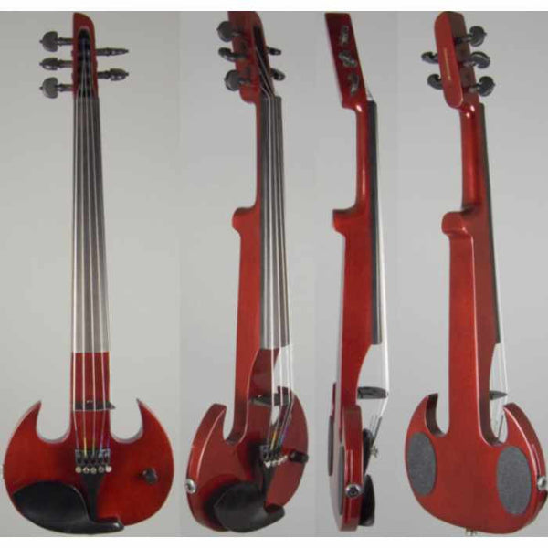 Mark Wood Stingray SVX Electric Violin Package
