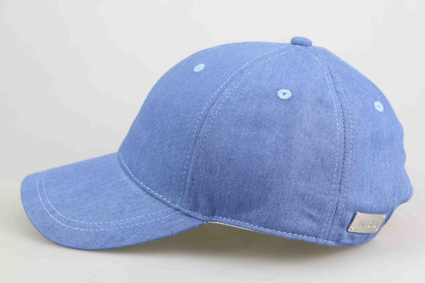 Blue Denim Kids Caps