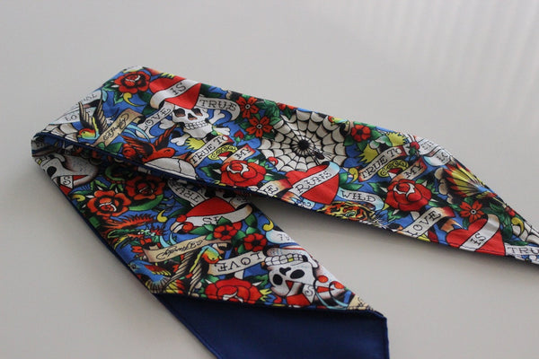 Urban Myth Collection Head wrap / Necktie