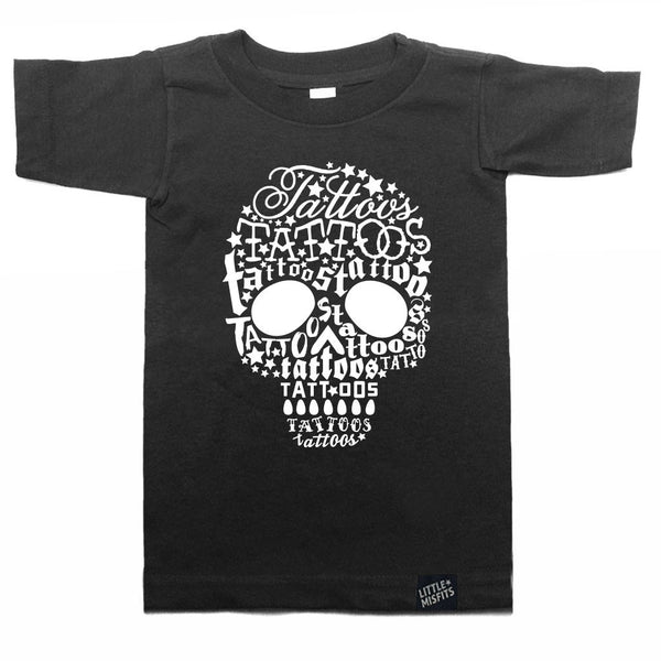 Skull Tatts Youth Tee
