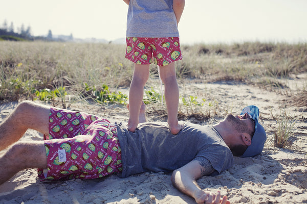 Che The Guava Men's & Kids Boardies
