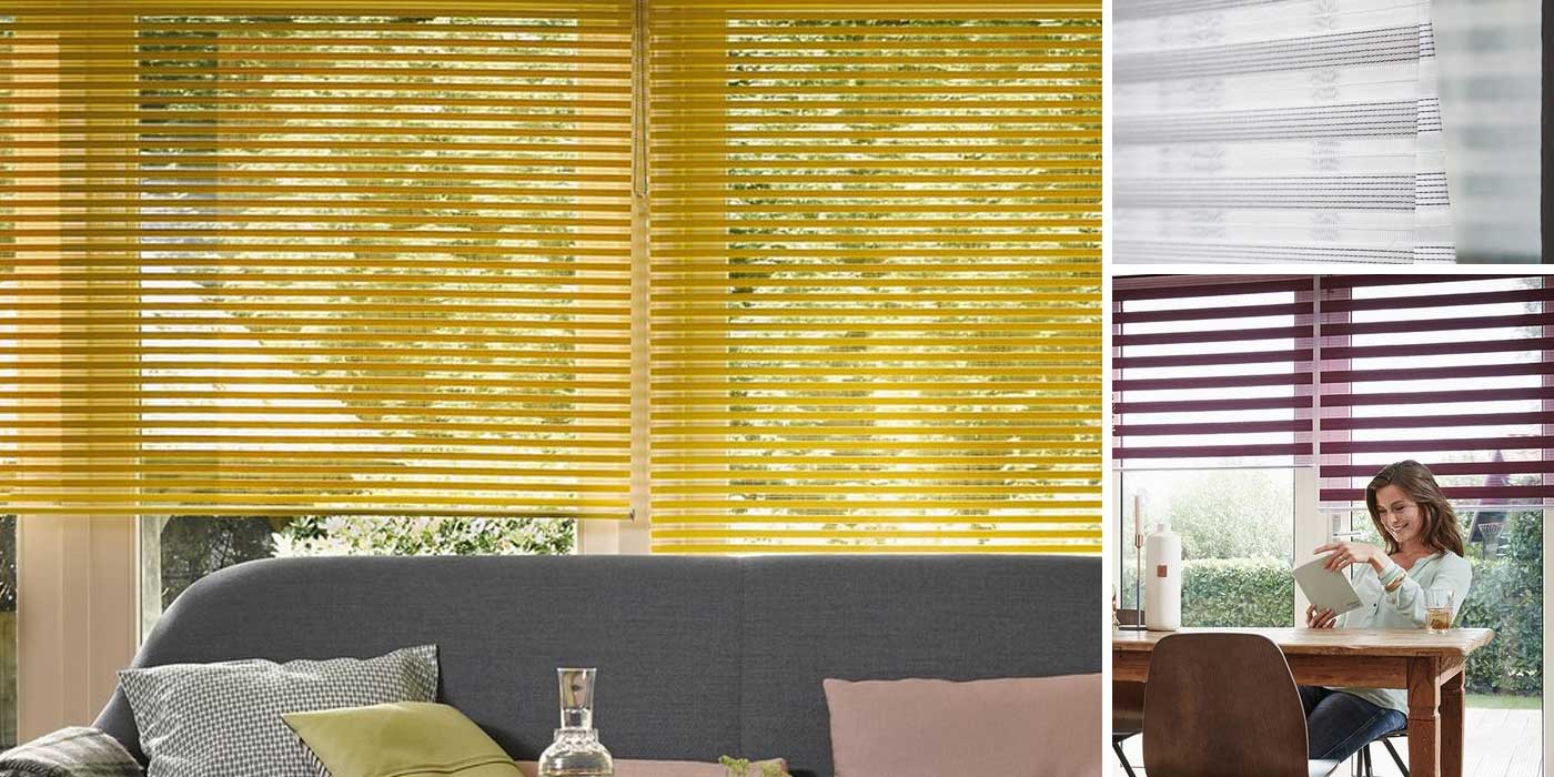 Made to Measure Luxaflex Facette Shades | Harrogate York Ripon