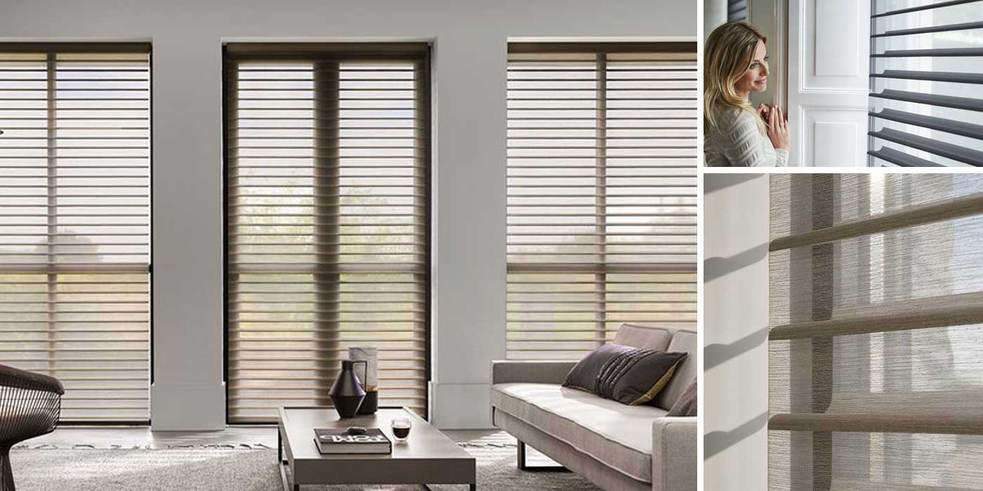 Luxaflex Silhouette Blinds York Harrogate Ripon
