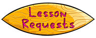 Lesson Requests