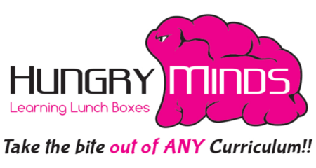 Learning Lunch Box - Hungry Minds Study Games