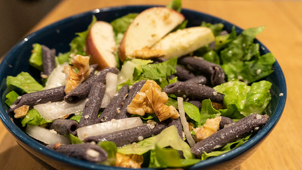 Walnuts Fall Salad