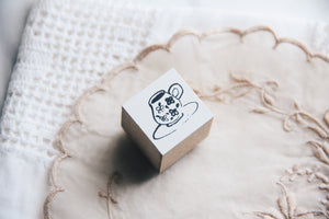 Ncnc Original Japanese Coffee Rubber Stamp