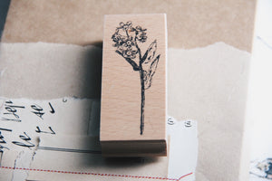 Stempel Jazz Forget Me Not Rubber Stamp