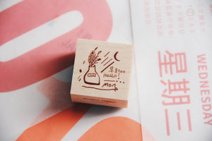Ncnc Original Japanese Rubber Stamp Vol. 3 No. 3
