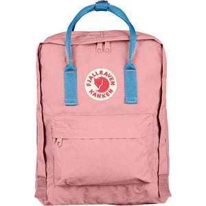 Fjallraven Kanken Classic Backpack 312/508- Pink-Air Blue