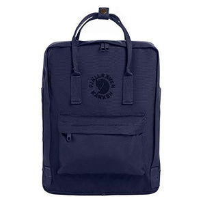 Fjallraven RE-Kanken Backpack 558- Midnight Blue