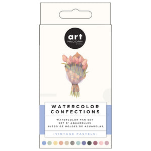 Prima Marketing Watercolour Confections- Vintage Pastels