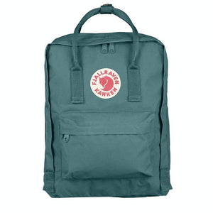 Fjallraven Kanken Classic Backpack 664- Frost Green