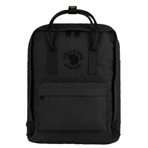 Fjallraven RE-Kanken Backpack 550-Black