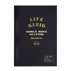 LIFE x kleid Limited Edition Noble Notebook (A5)