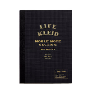 LIFE x kleid Limited Edition Noble Notebook (B6)