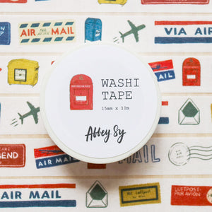 Abbey Sy Air Mail Washi Tape