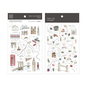 MU Print-On Stickers-068 London
