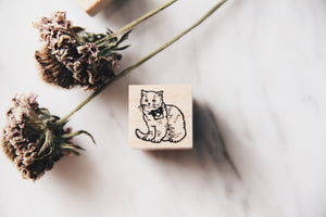 Krimgen Kitty Rubber Stamp