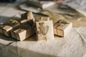 Black Milk Project Rubber Stamp - Birds: Soulmate