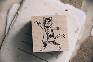 Cat City: Peter Rubber Stamp