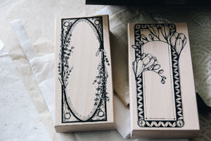 Collection: Flower Frame (Set of 2)