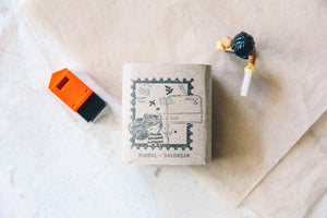 Black Milk Project Rubber Stamp - Postal Daydream