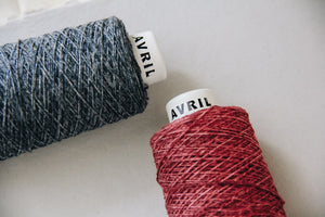 Avril Speck Yarn (2 Colours)