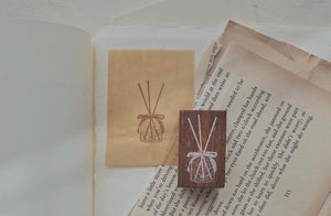 Jieyanow Slow Living: Diffuser Rubber Stamp