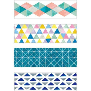 KITTA Washi Tape -KIT019 Geometry